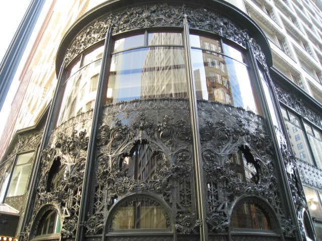 louis sullivan carson pirie scott building
